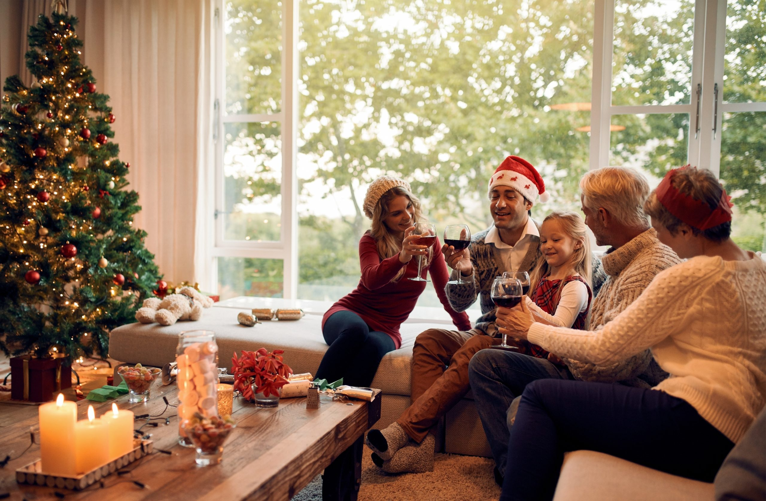 Virtual Holiday Wine Tasting